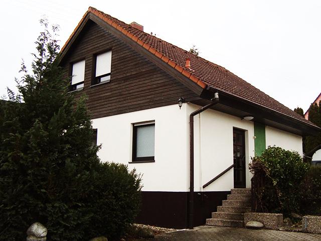 Verkauf von Einfamilienhaus
